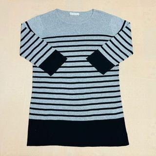 Ra Pastel Striped Long Sleeves