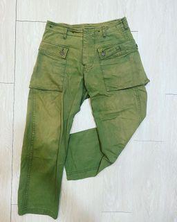 Repro USMC P44 Monkey Pants