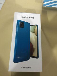 Samsung Galaxy A12 from Globe