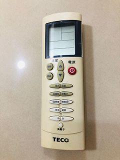 TECO東元冷氣遙控器