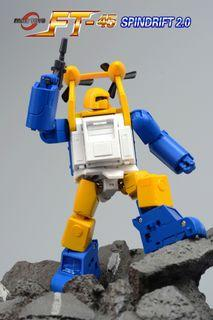 Transformers FT-45 Spindrift 2.0 (Only 1 left in stock)