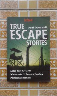 True Escape Stories - Paul Dowswell