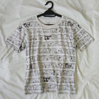 UNIQLO Peanuts T-shirt