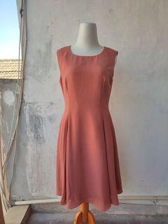 Vintage Dusty Dress