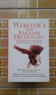 Webster's New English Dictionary