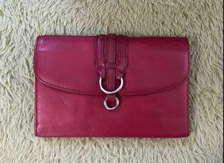 Leather wallet (open for swap)