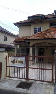 ( RENT )TAMAN TASIK PRIMA PUCHONG  2 STY TERRACE HOUSE