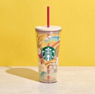 🆕 Starbucks Limited Edition Joy Of Connection Cold Cup