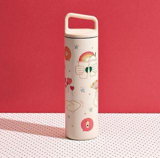 🆕 Starbucks X MiiR Limited Edition Summer Joy Stainless Steel Water Bottle