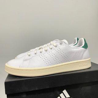Adidas Advantage White Shoes Sneakers Men BRAND NEW