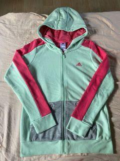 Adidas Tricolor Hoodie Jacket