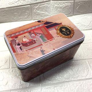 Chinese Tin Can