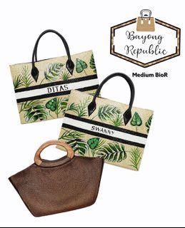 Ching's Bayong Bag by Bayong Republic