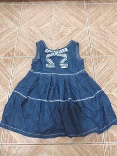 Gingersnaps Sailor dress