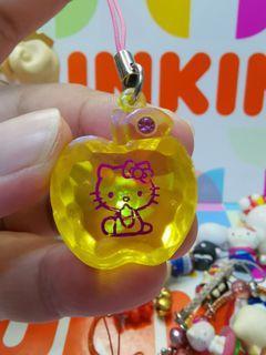 Hello Kitty Charm - Apple with Gem