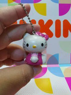 Hello Kitty Charm - Pink Side View