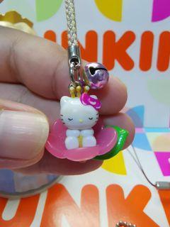 Hello Kitty Charm - Sleeping