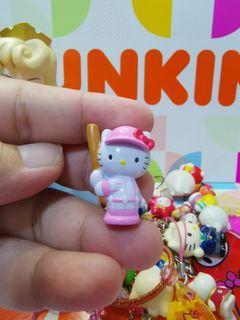 Hello Kitty Figure - Baseball