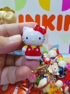 Hello Kitty Figure - Red