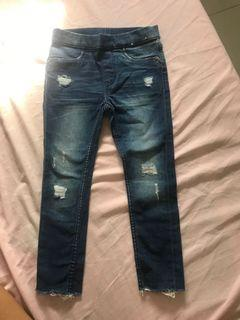 H&M Skinny jeans for girls