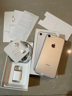 Iphone 7 256gb ALL ORIG BNEW CONDITION