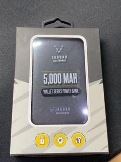 jaguar 5000mah wallet series powerbank