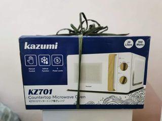 Kazumi microwave oven