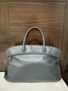 Leather tas Longchamp original rare like new
