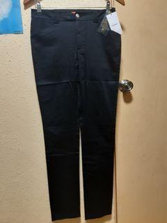 MANGO basic slim pantalon