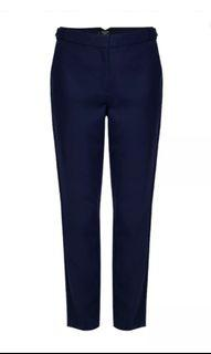 MANGO cotton casual pants