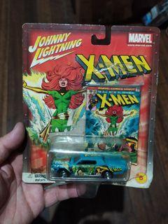 Marvel x men johnny lightning car diecast