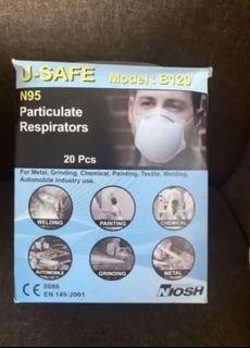 Masker N95 - U Safe