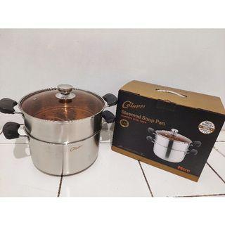Panci streamer soup pan calypso