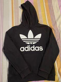 Preloved Adidas Big Logo hoodie jacket