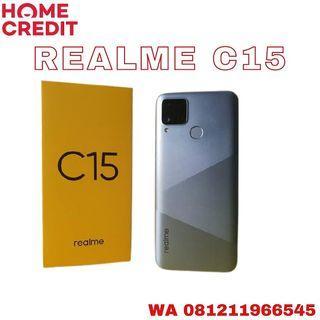 REALME C15 BISA CASH/KREDIT