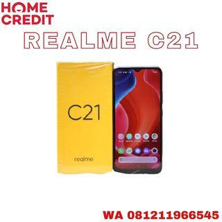 REALME C21 BISA CASH/KREDIT