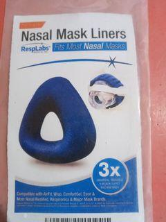 RespLabs Nasal CPAP - Set of 3 Universal Protectors Compatible with AirFit, Wisp, ComforterGel, Eson and Most Nasal Resmed  Respironics and Major Mask Brand