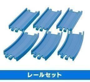 散賣(直軌、彎軌Set) Yujin Takara Tomy 扭蛋火車 Capsule Plarail