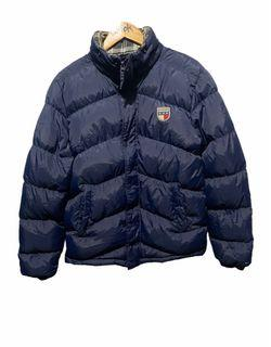 Tommy hilfiger down jacket puffer