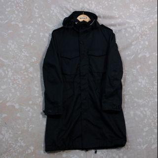 Yohji Yamamoto REGULATION M-65 Military Parka Jacket