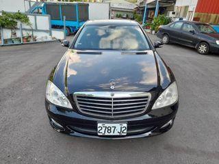 賓士               S350       2008     3500cc