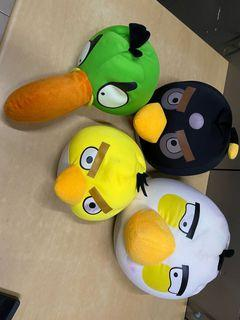 angry birds stuff toy