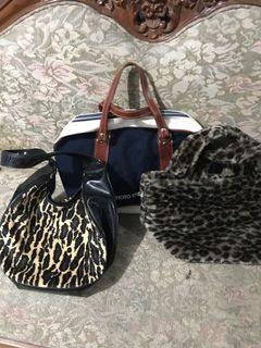 Authentic All Japan Bags Bundle Set Of 3 For The Price Of