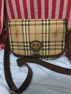 Authentic BURBERRYS vintage sling