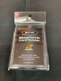 BCW Magnetic card holder