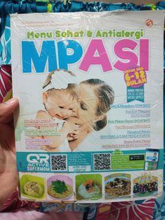 Buku Mpasi bayi