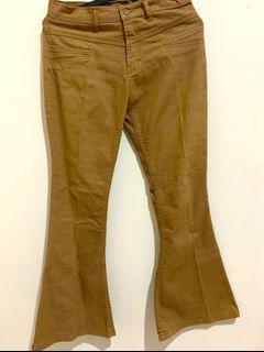 celana brown cutbray