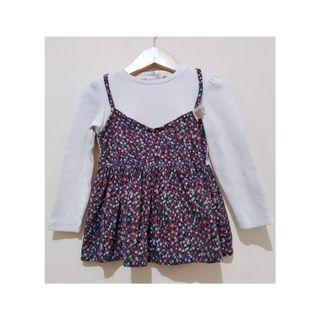 Dress tunik import preloved