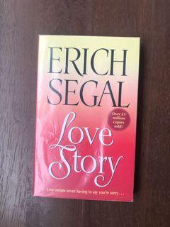 Erich Seagal Love Story