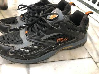 Fila老鞋